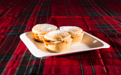 Healthier Mince Pies